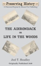 The Adirondack-Front Cover