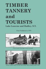 Timber, Tannery and Tourists-Front Cover