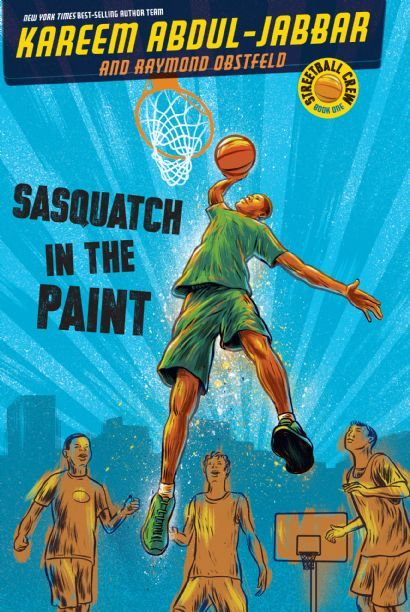 Streetball Crew Book One:  Sasquatch in the Paint