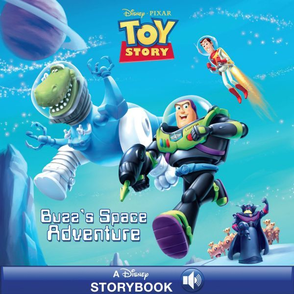 Toy Story:  Buzz's Space Adventure