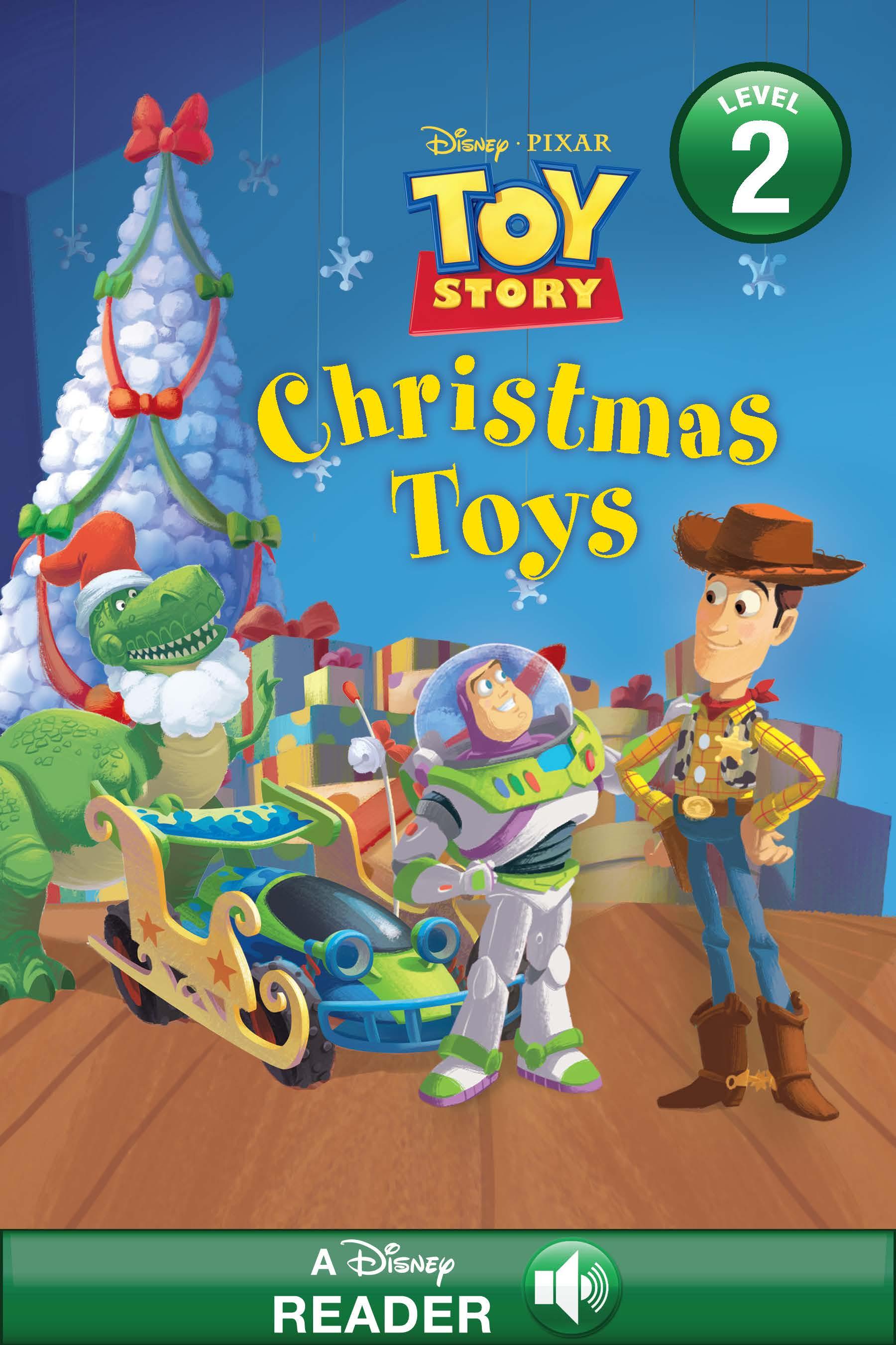 Disney*Pixar Toy Story: Christmas Toys
