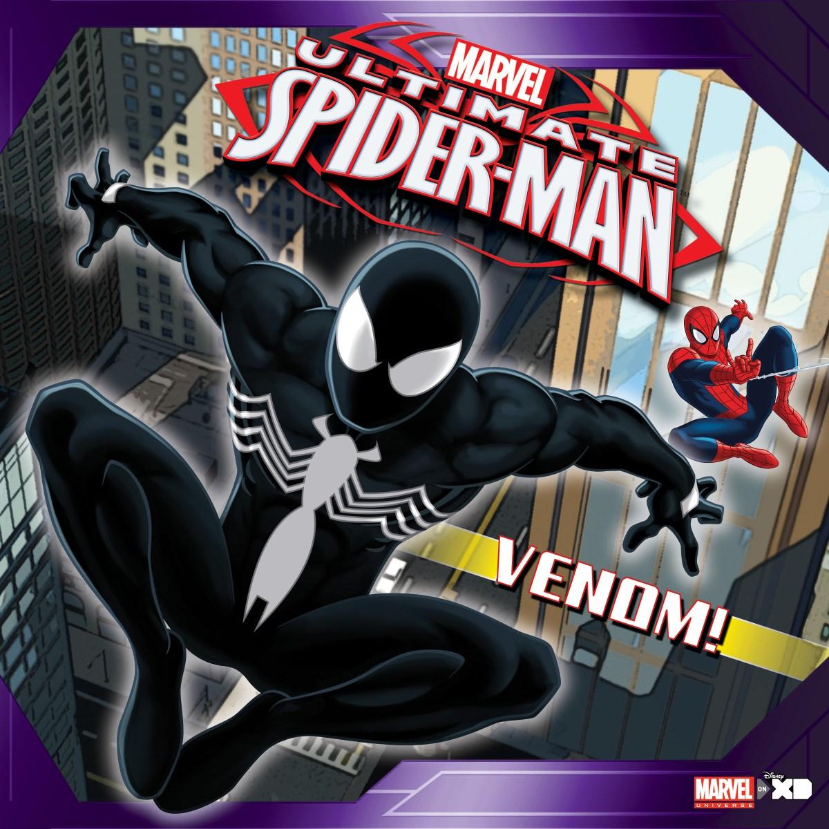 venom ultimate spider man game