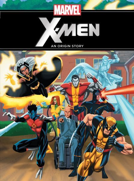 Marvel:  The X-Men