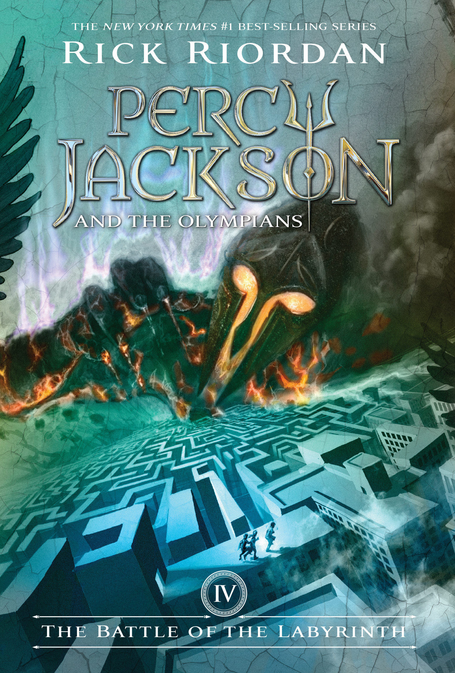 percy jackson and the olympians book four the battle of the