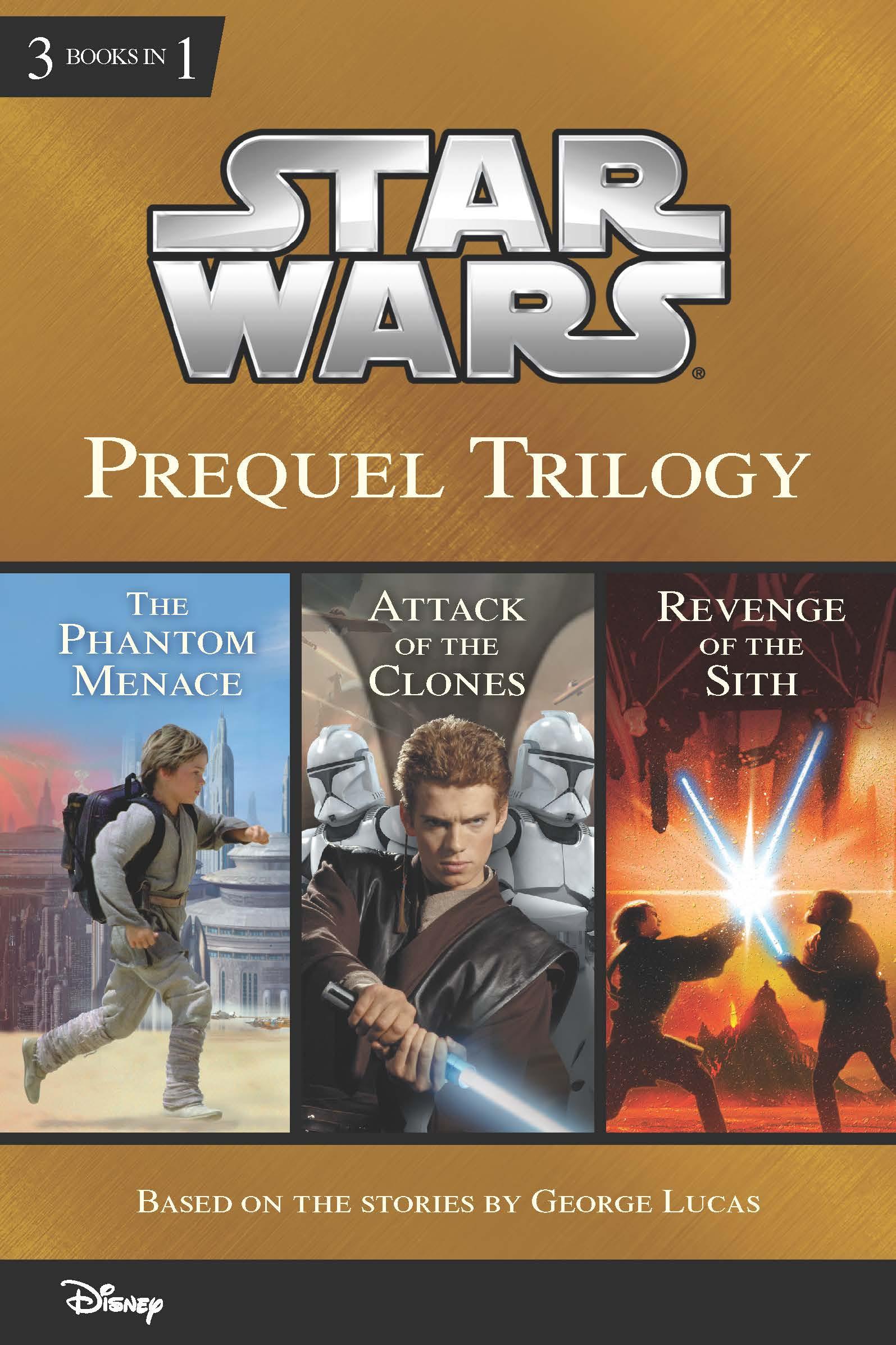 Star Wars Episode 1 6 Book