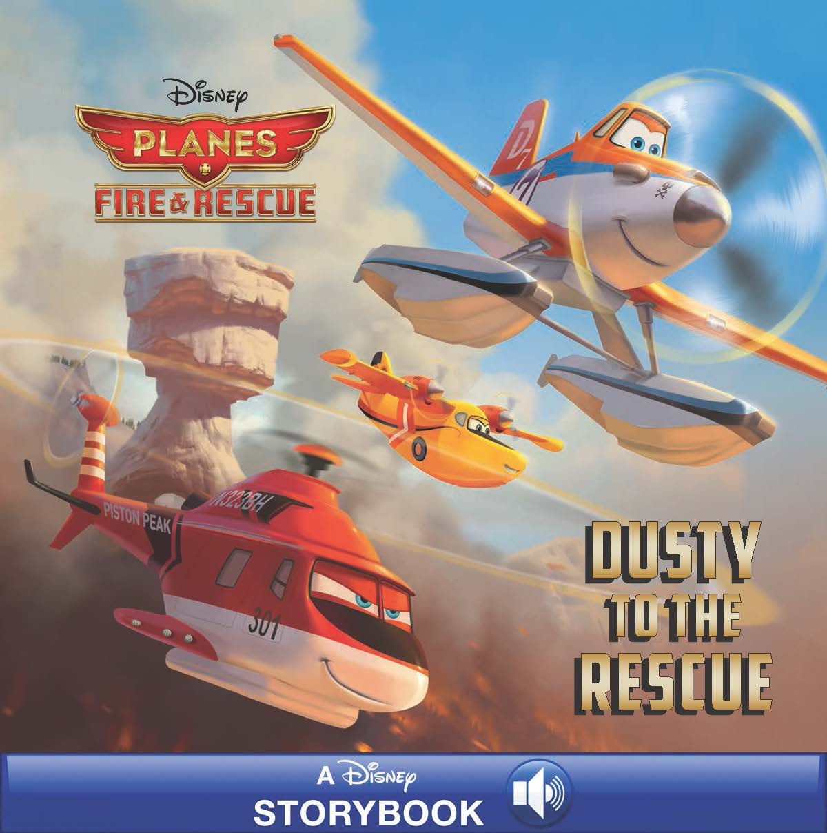 planes fire amp rescue dusty to the rescue disney books