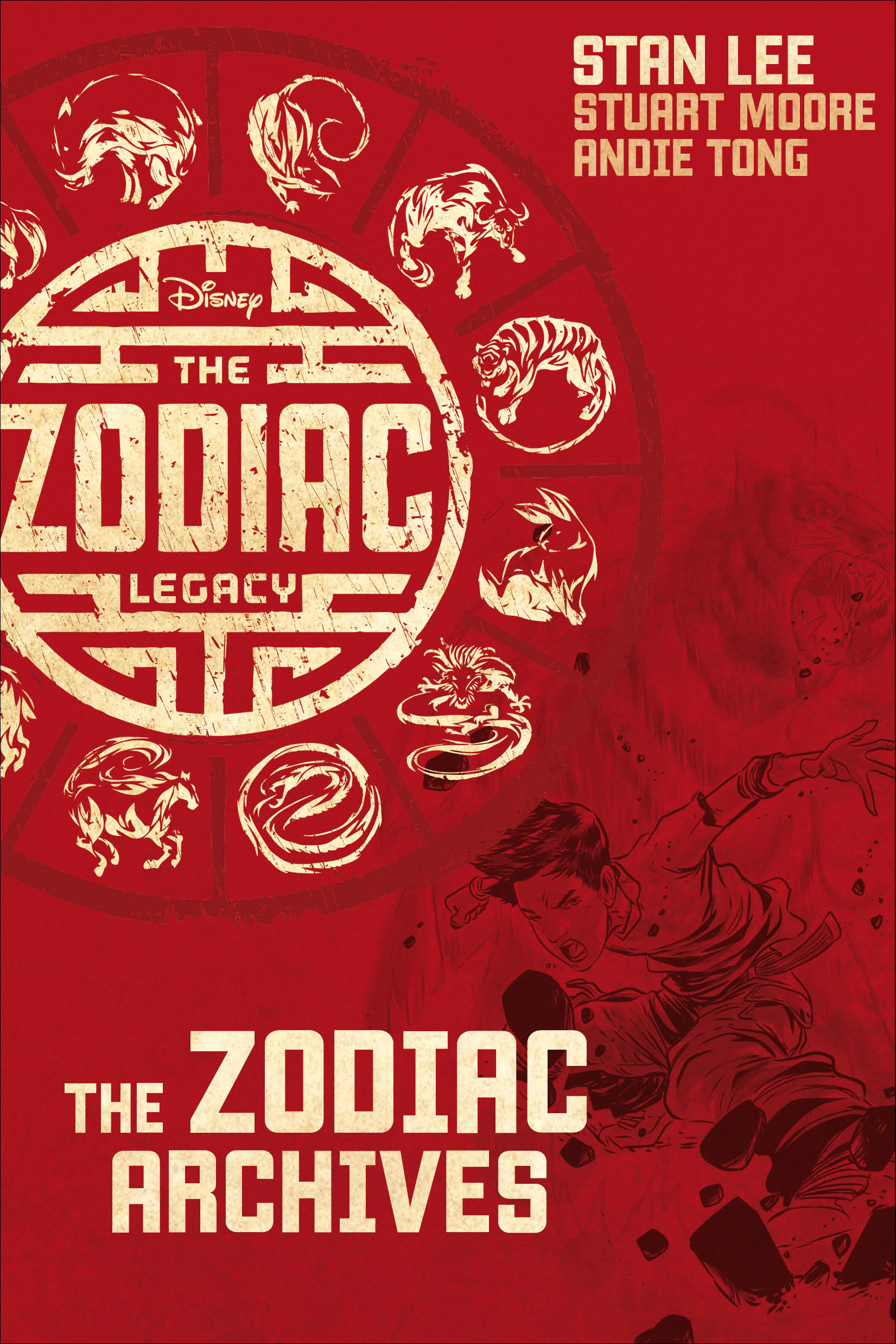The Zodiac Legacy: The Zodiac Archives