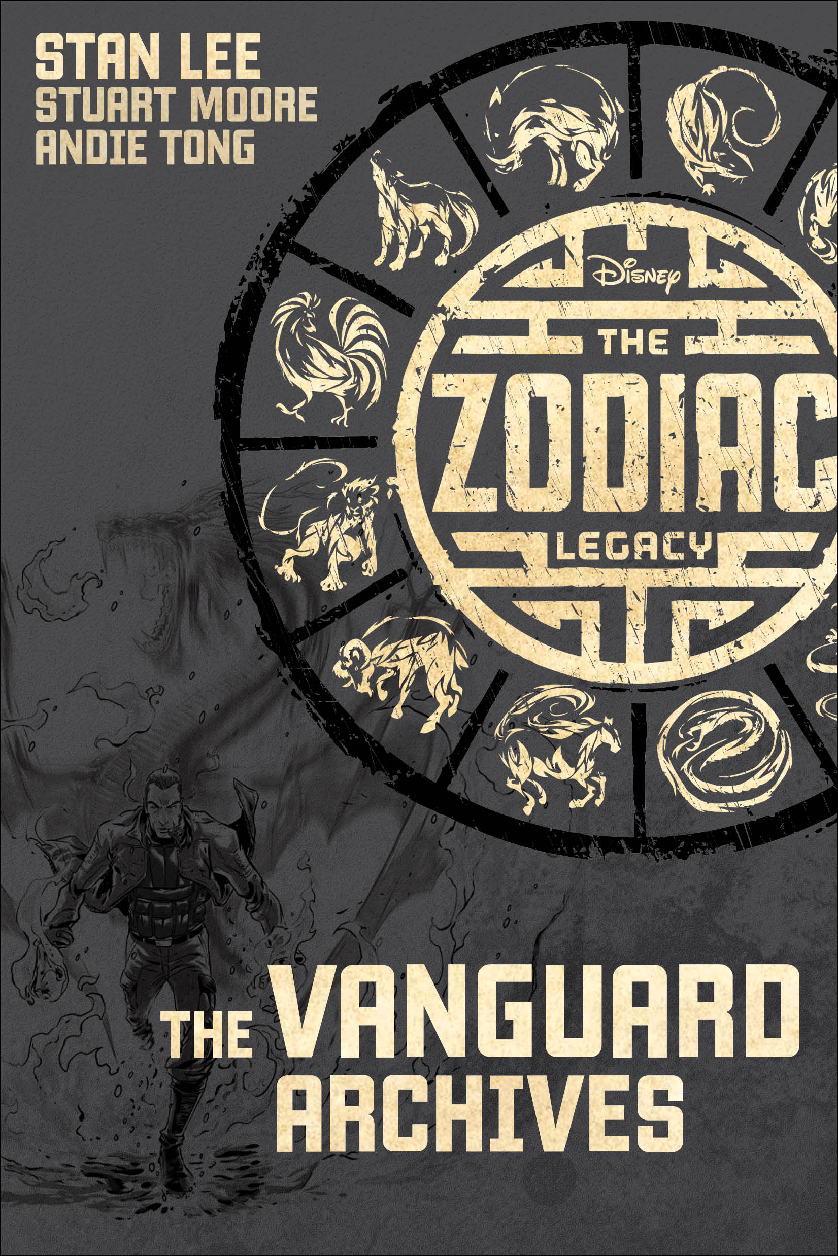 The Zodiac Legacy: The Vanguard Archives