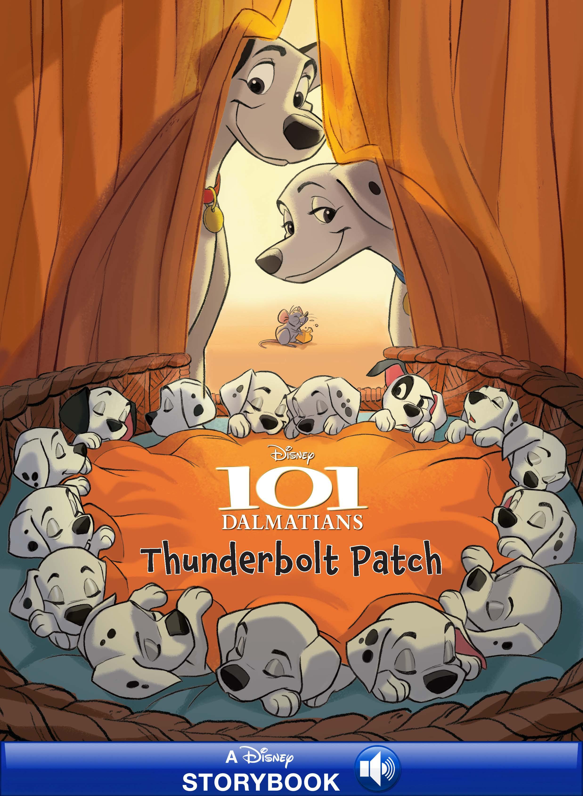 101 Dalmatians: Thunderbolt Patch