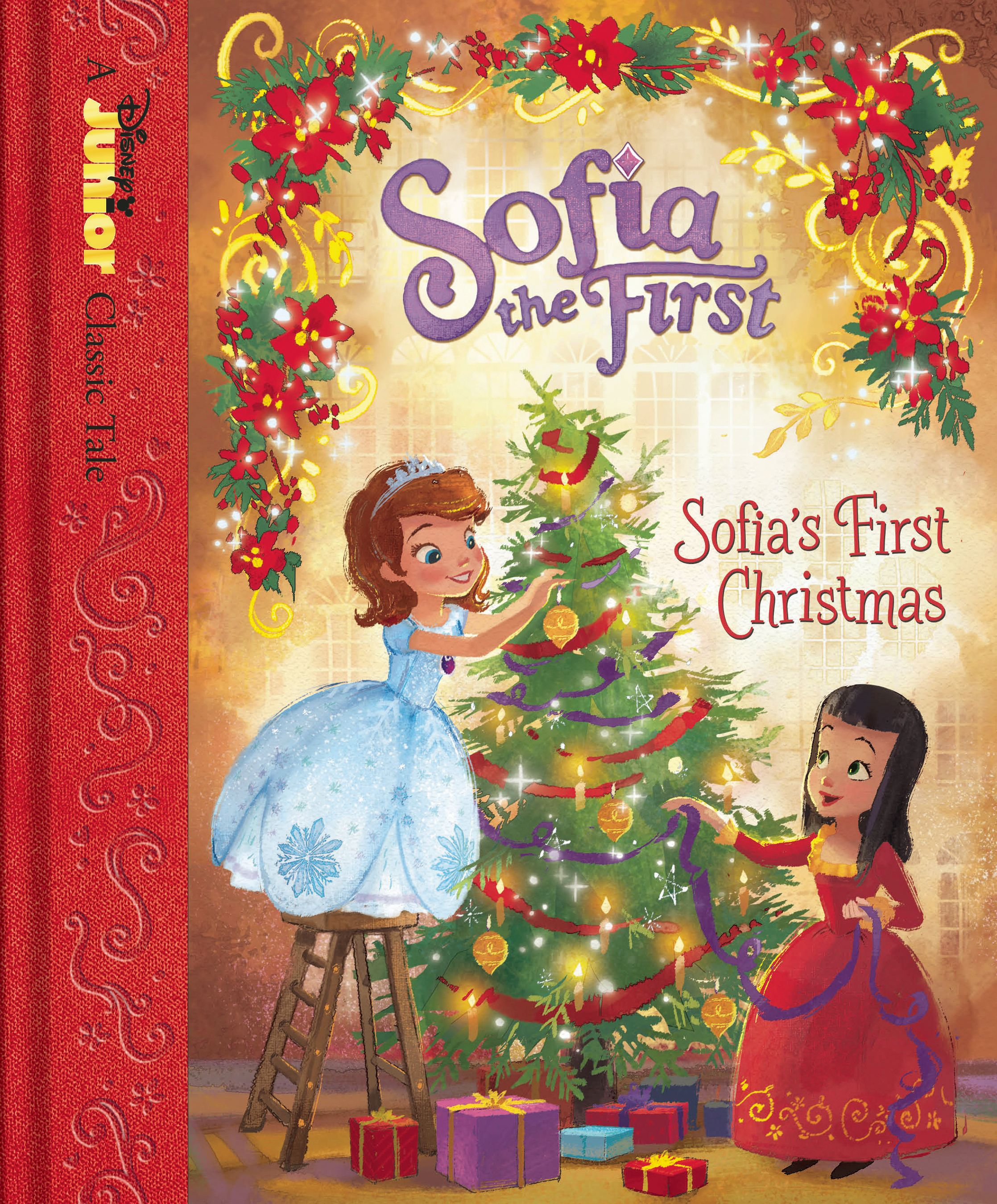 Sofia S First Christmas