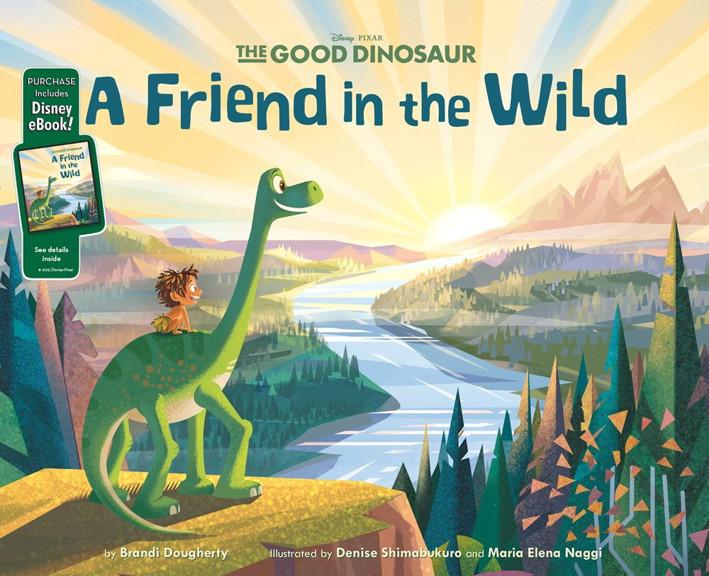 The Good Dinosaur: A Friend in the Wild