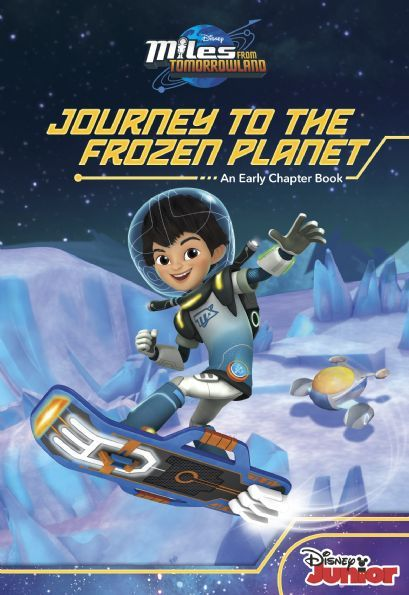 Journey to the Frozen Planet