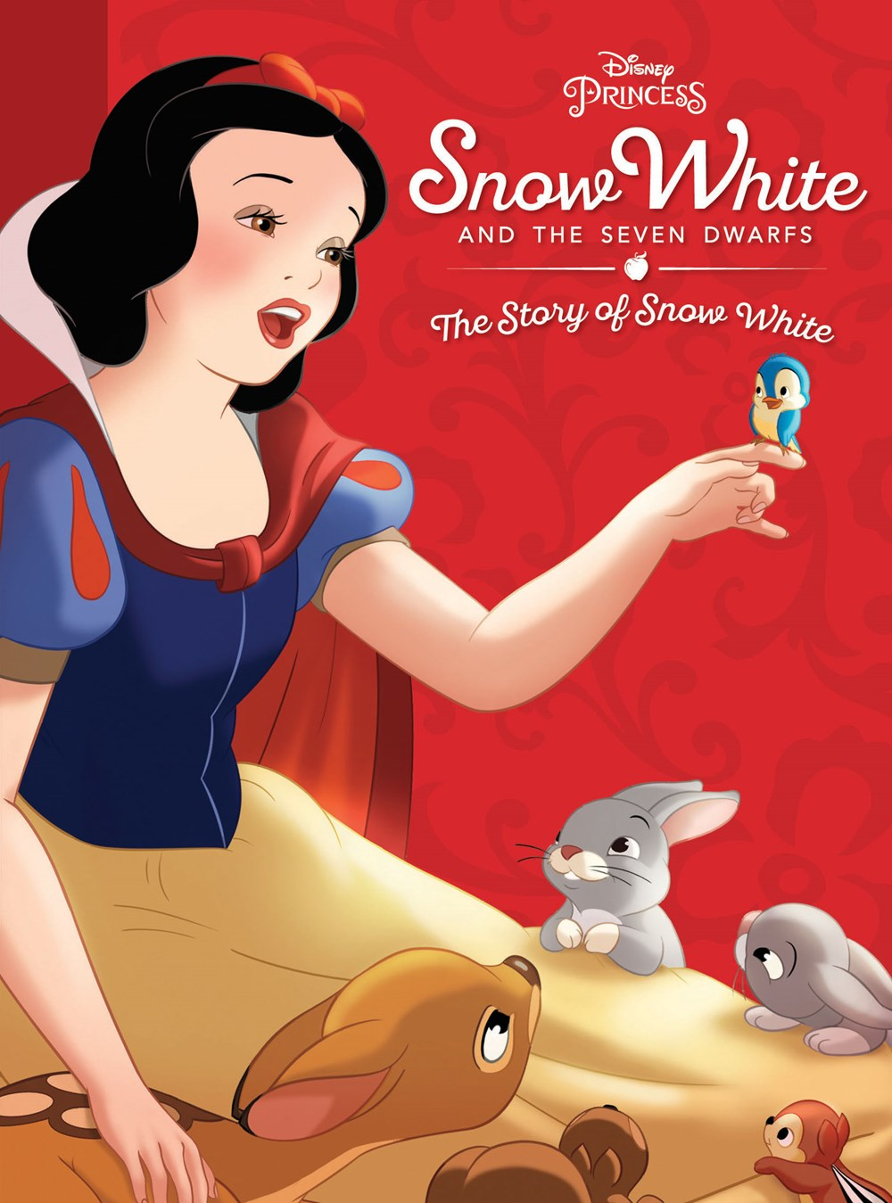 Snow White And The Seven Dwarfs: The Story Of Snow White