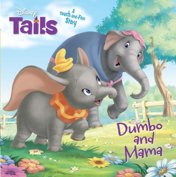 Disney Tails: Dumbo and Mama