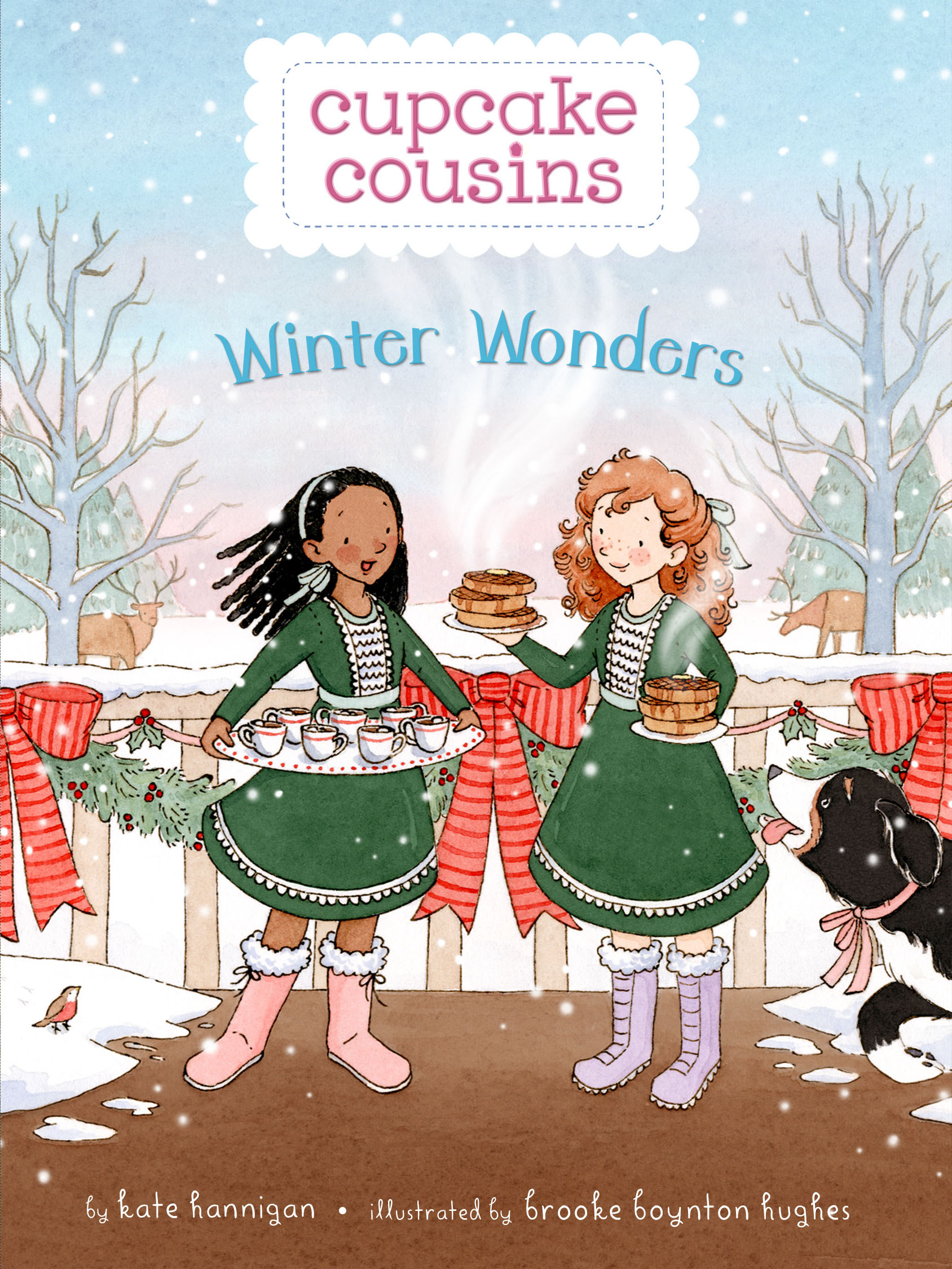 Cupcake Cousins, Book 3
