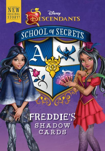School of Secrets: Freddie's Shadow Cards