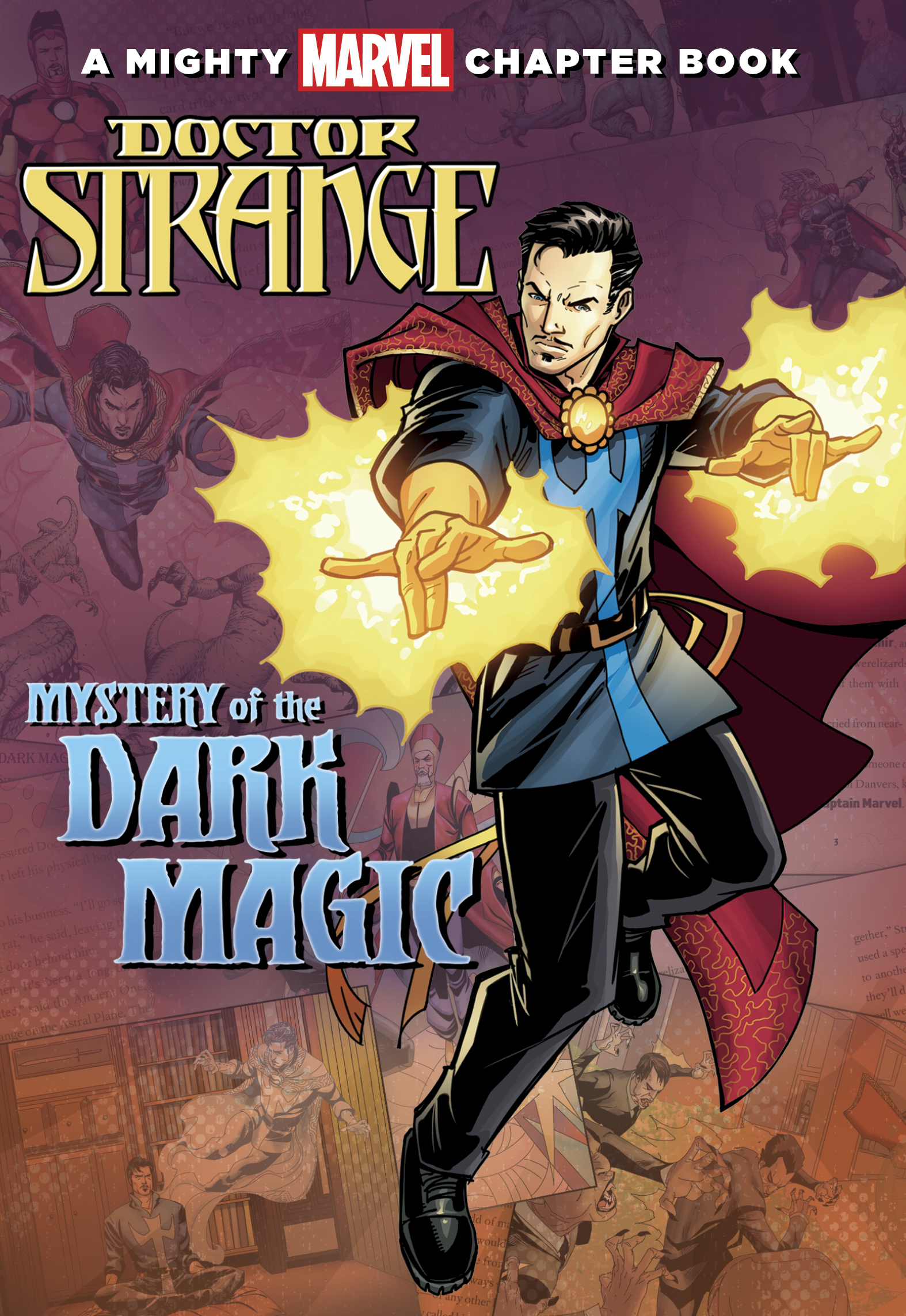 The coloring book colin quinn ebook - Doctor Strange Mystery Of The Dark Magic