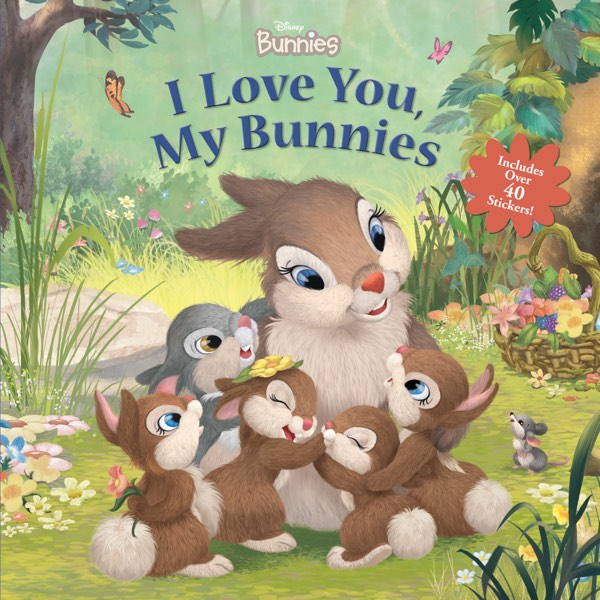 I Love You, My Bunnies