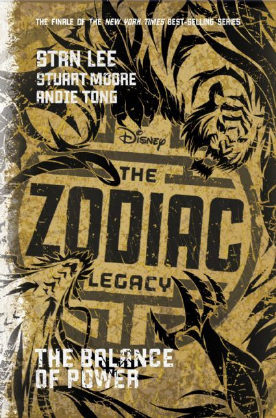 The Zodiac Legacy: Balance of Power