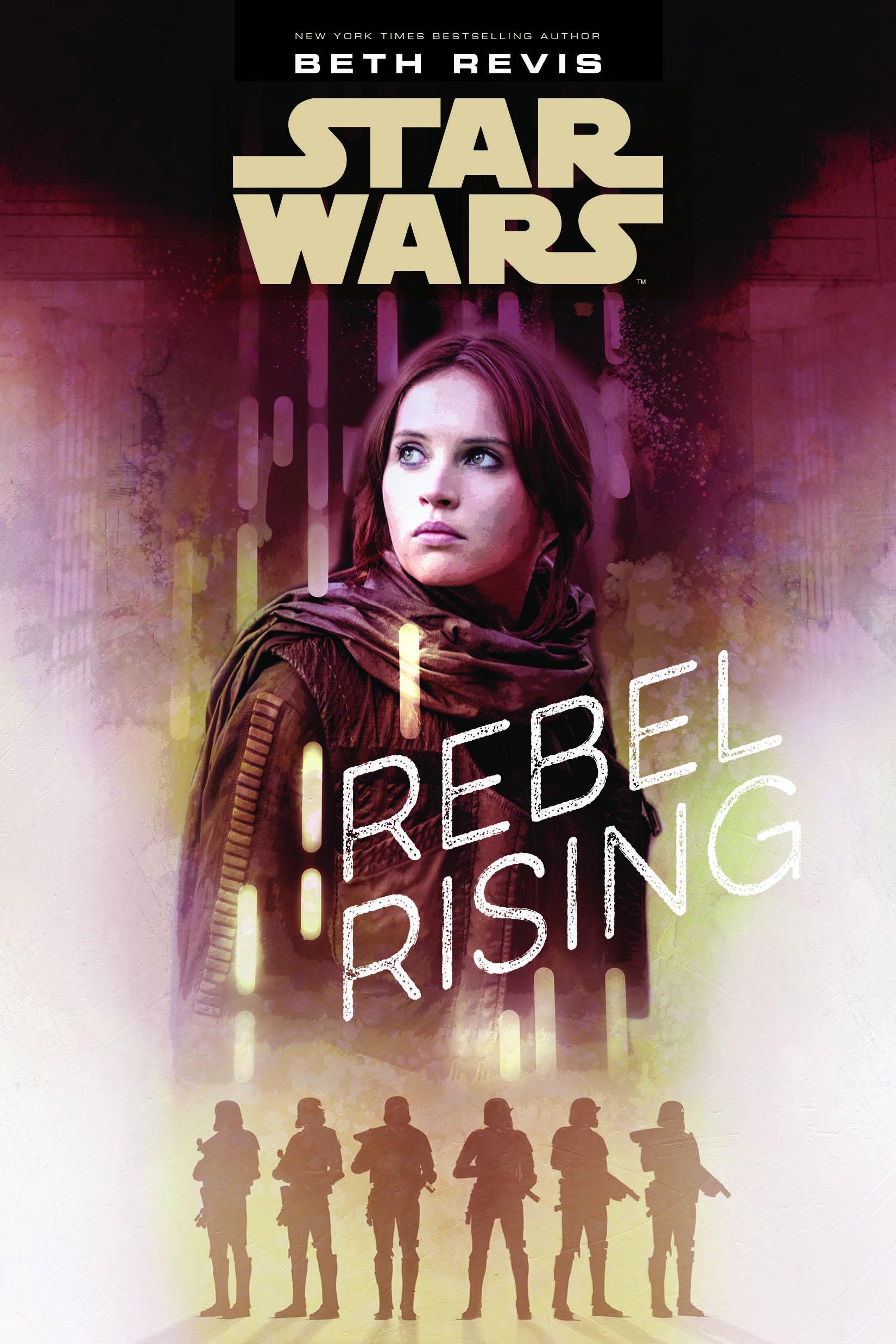 Книги и комиксы: Анонс Rebel Rising - приквела Изгоя-один