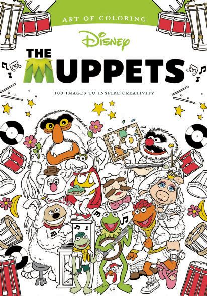 Art of Coloring: Muppets
