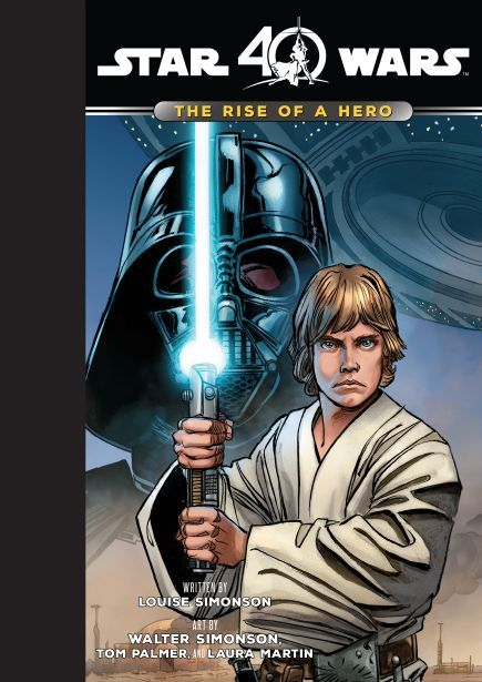 Star Wars The Rise Of A Hero Disney Books Disney Publishing Worldwide