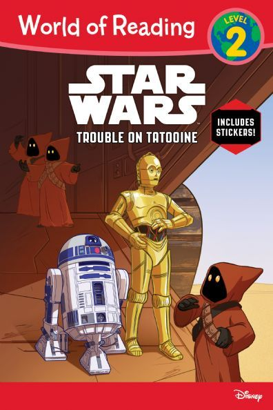 World of Reading: Trouble on Tatooine