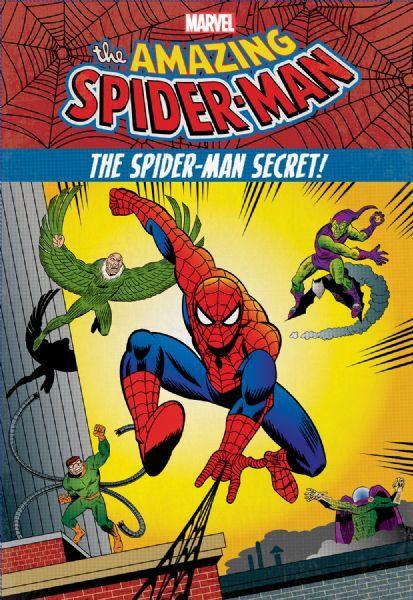 The Spider-Man Secret!