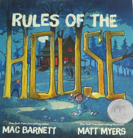 Rules of The House Receives 2017 Comstock-Gág Read Aloud Honor