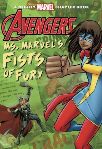 Avengers Ms Marvels Fists Of Fury