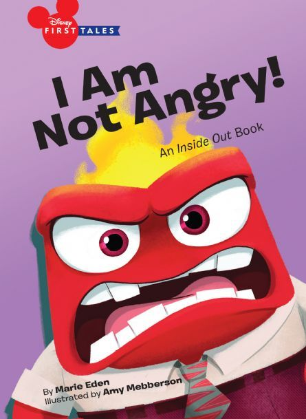 Inside Out: I Am Not Angry!