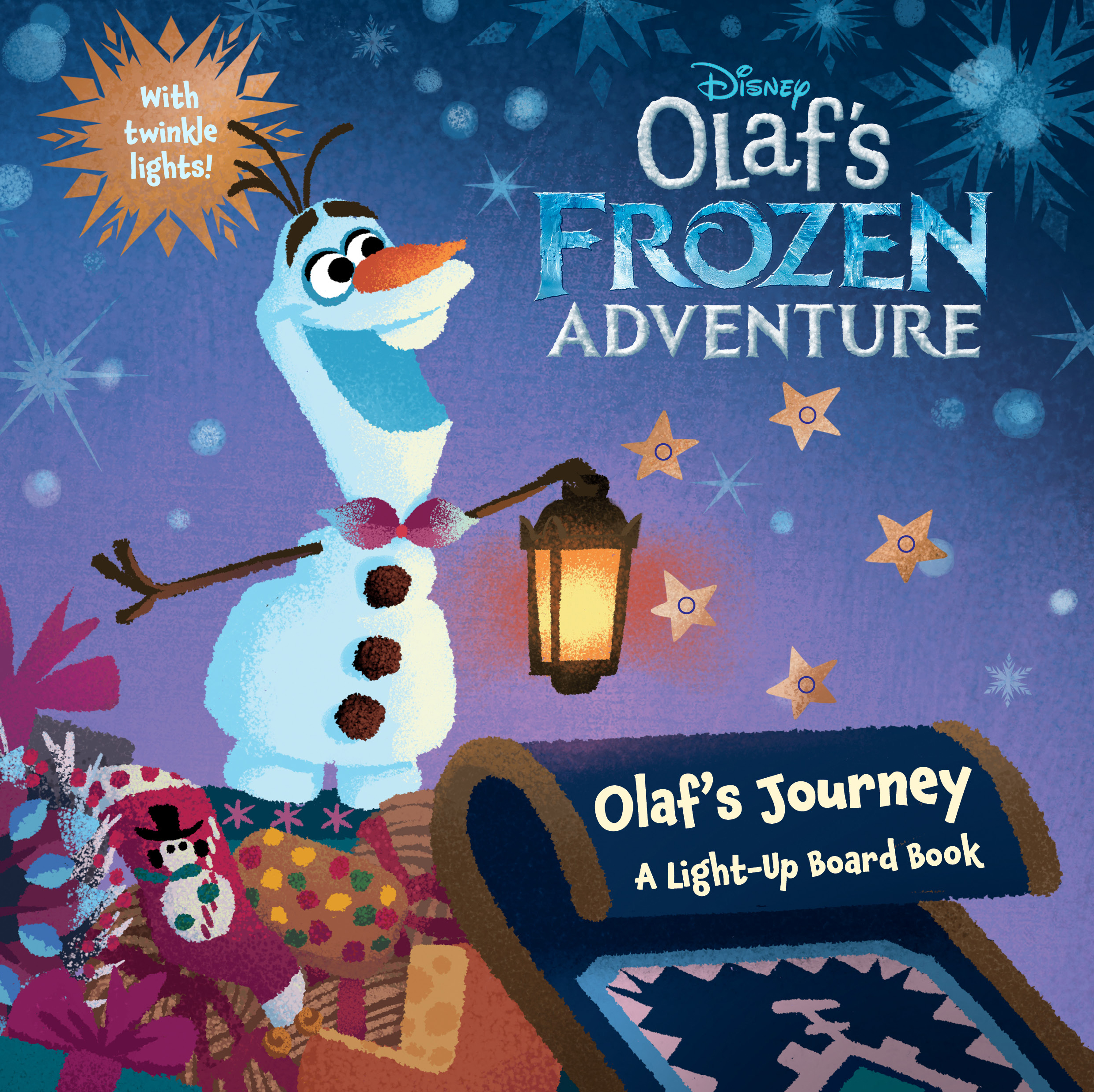 Frozen: Olaf's Journey