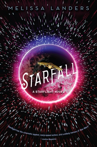 Starfall cover