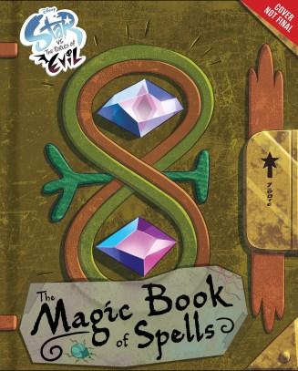 Magic Book of Spells cover