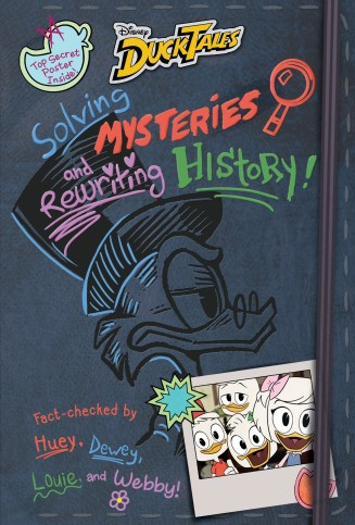 DuckTales Solving Mysteries Cover