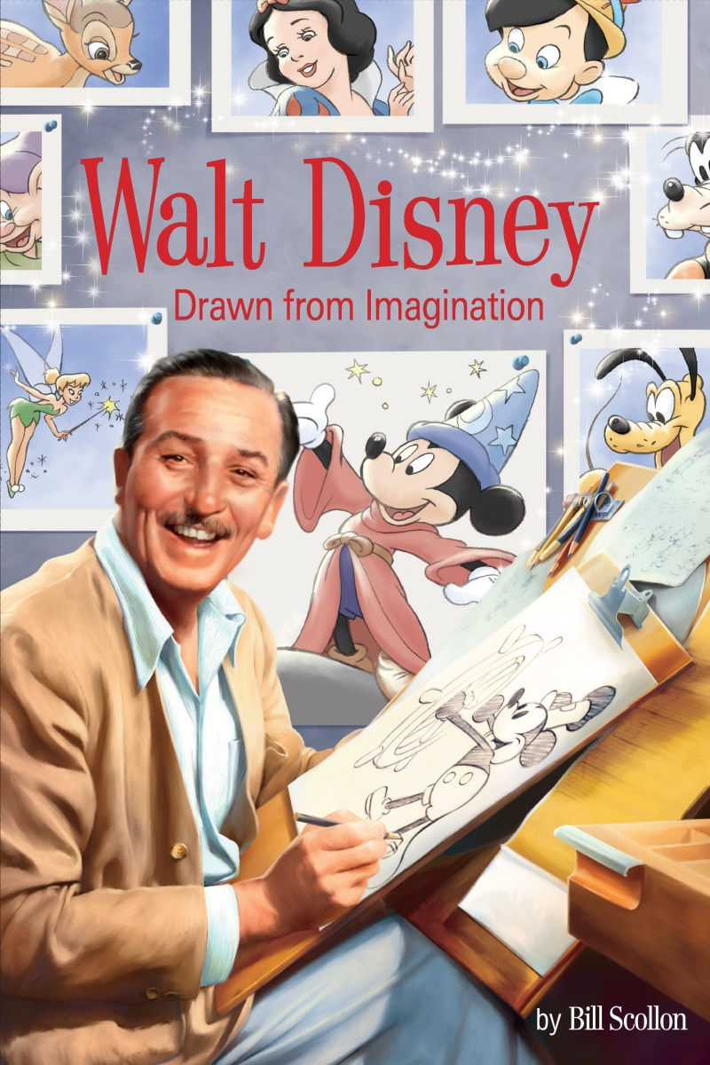 Walt Disney: Drawn From Imagination