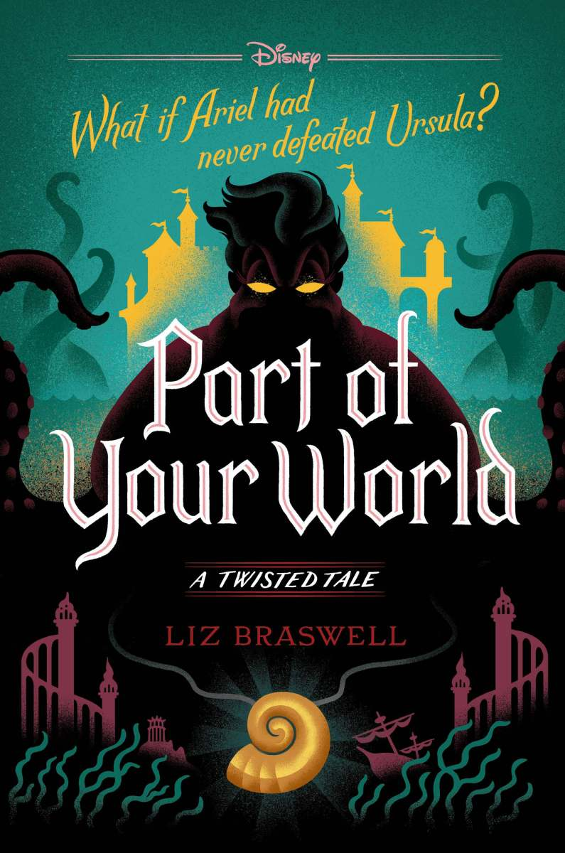 Part of your World cover