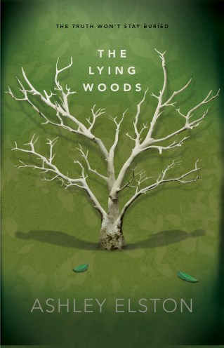 The Lying Woods cover