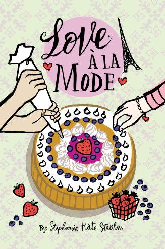 Love a la mode cover