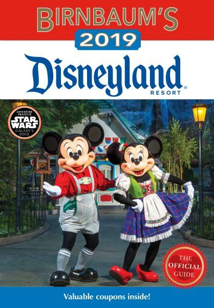 image about Disneyland Printable Coupons identified as Birnbaums 2019 Disneyland Vacation resort Disney Guides Disney