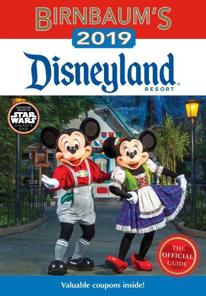 image relating to Disneyland Printable Coupons identify Birnbaums 2019 Disneyland Vacation resort Disney Textbooks Disney