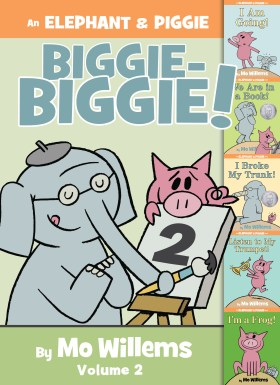 Elephant & Piggie Biggie, Volume 2