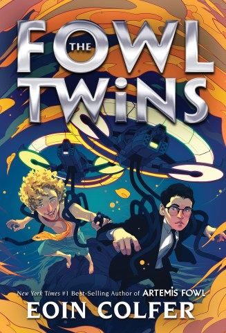 The Fowl Twins Cover