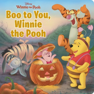 Boo to You, Winnie the Pooh