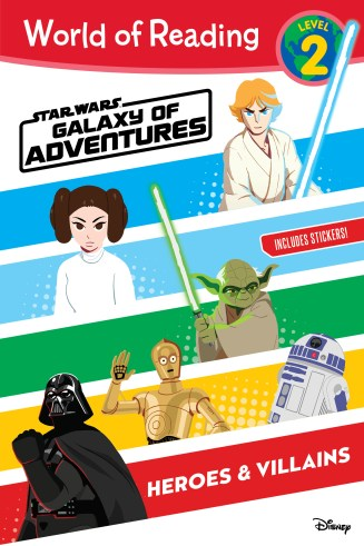 Galaxy of Adventures: Heroes and Villains