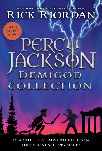 Percy Jackson Demigod Collection