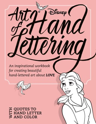 Art of Hand Lettering Love