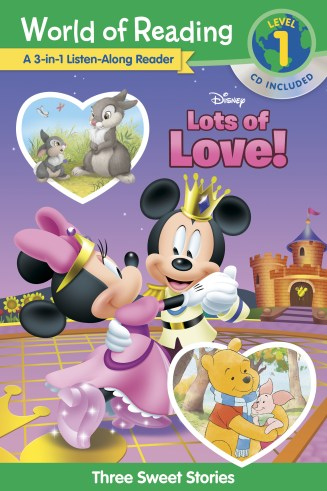 Disney's Lots of Love Collection