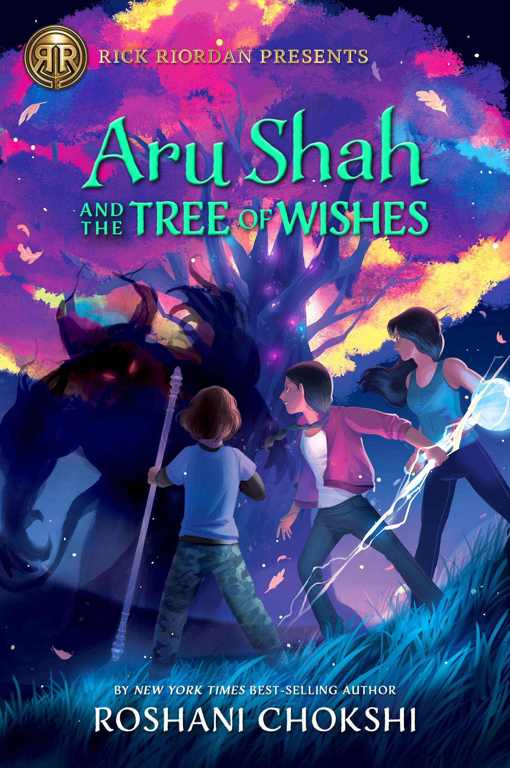 Aru Shah and the Tree of Wishes | Disney Books | Disney Publishing Worldwide