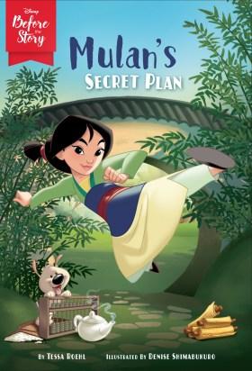 Mulan's Secret Plan